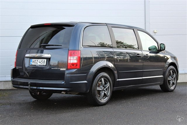 Chrysler Grand Voyager 7