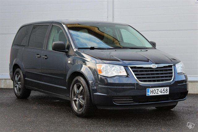Chrysler Grand Voyager 13