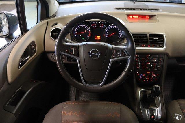 Opel Meriva 12