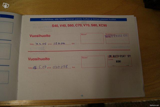 Volvo V40 16