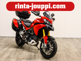 Ducati Multistrada 1200 S, Moottoripyörät, Moto, Vantaa, Tori.fi