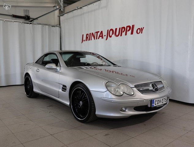 Mercedes-Benz SL 2