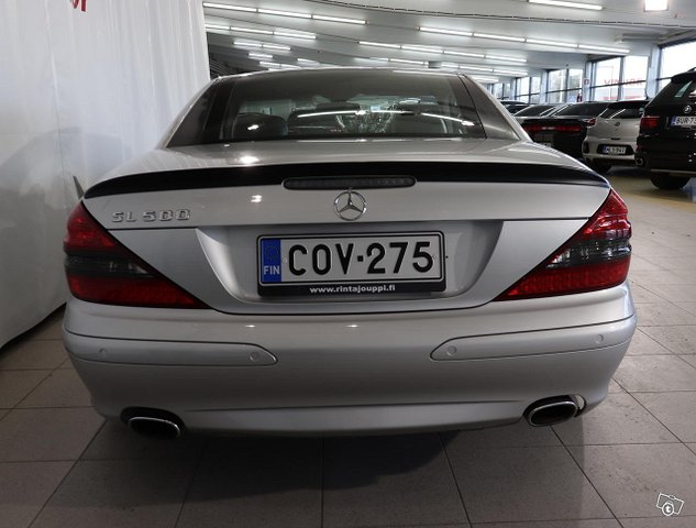 Mercedes-Benz SL 5