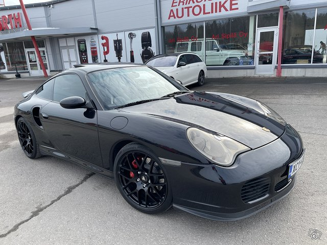 Porsche Porsche 911 Coupe Turbo 3.6 Tiptronic
