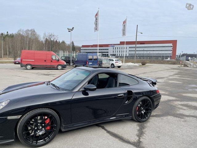 Porsche Porsche 911 Coupe Turbo 3.6 Tiptronic 3