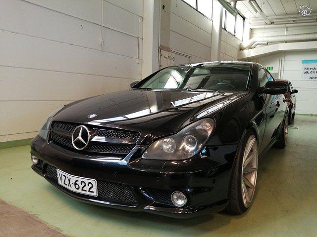 Mercedes-Benz CLS 1