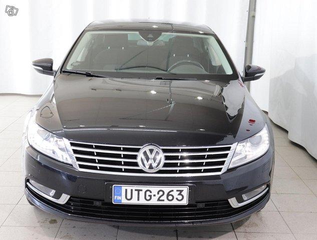 Volkswagen CC 7
