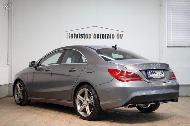 Mercedes-Benz CLA 3