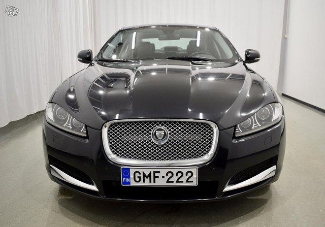 Jaguar XF 2