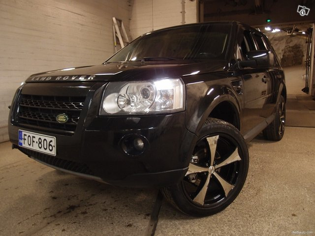 Land Rover Freelander 7