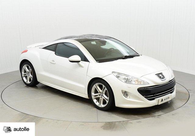 Peugeot RCZ 3