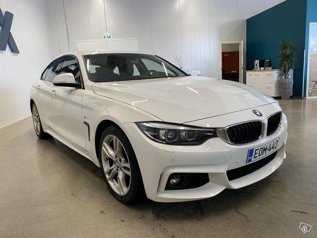BMW 418 2