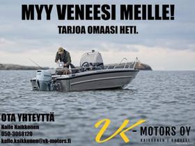 Silver, Moottoriveneet, Veneet, Ruovesi, Tori.fi