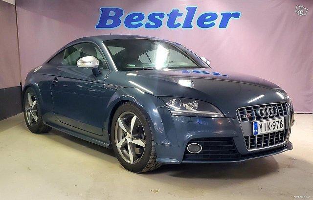 Audi TTS 3