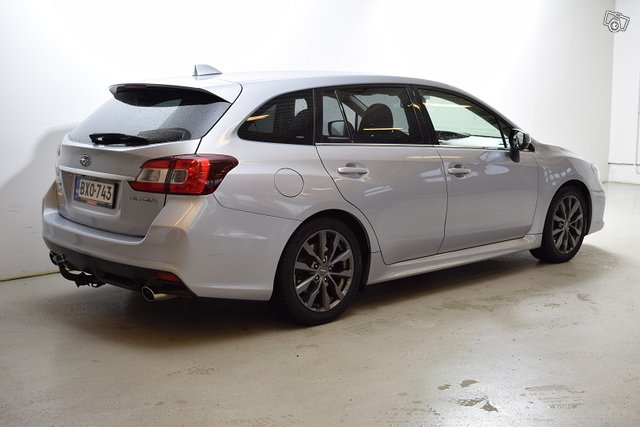 Subaru Levorg 7