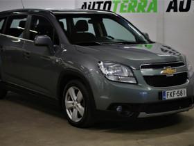 Chevrolet Orlando, Autot, Kaarina, Tori.fi