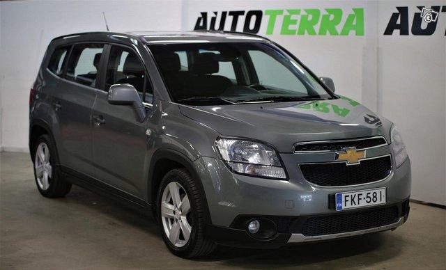 Chevrolet Orlando 4