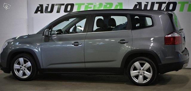 Chevrolet Orlando 5
