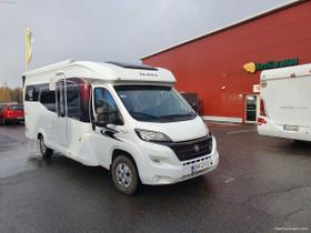 Hobby OPTIMA DE LUXE T70 GE, Matkailuautot, Matkailuautot ja asuntovaunut, Seinäjoki, Tori.fi