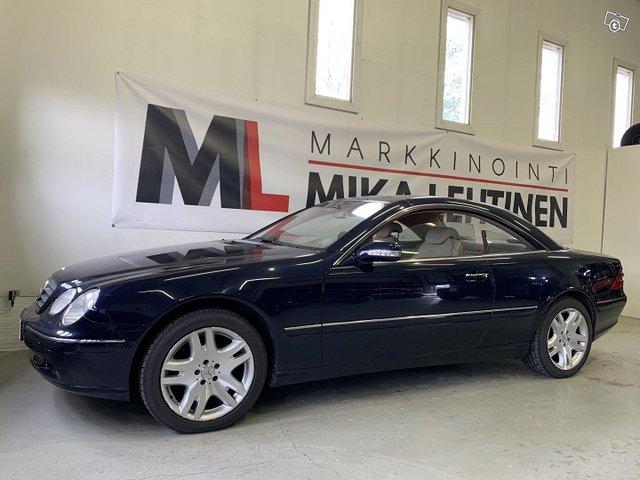 Mercedes-Benz CL 1