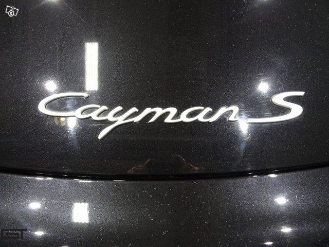 Porsche Cayman 15