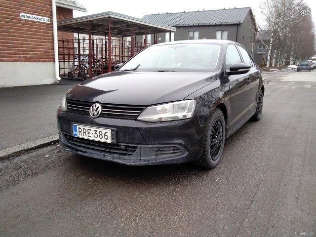Volkswagen Jetta 1