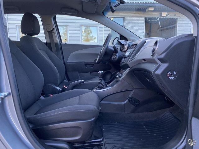 Chevrolet Aveo 14
