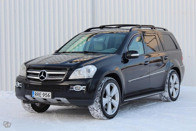 Mercedes-Benz GL 1
