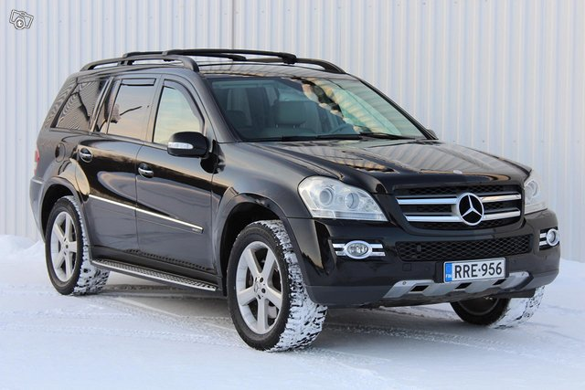 Mercedes-Benz GL 14