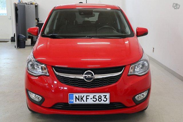 Opel Karl 7