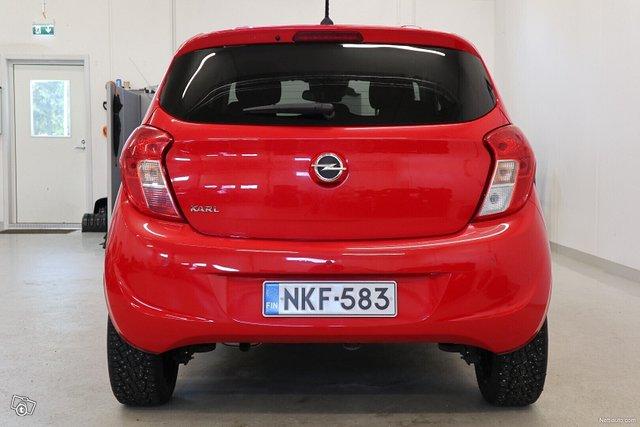 Opel Karl 9