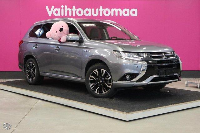 Mitsubishi Outlander PHEV