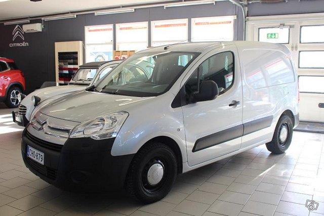 Citroen Berlingo Van