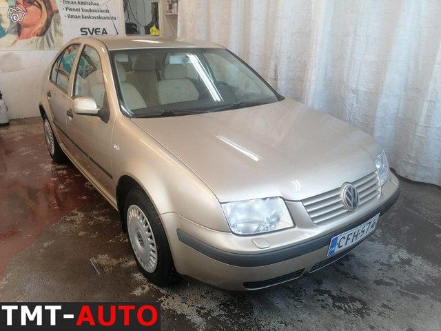 Volkswagen Bora 1