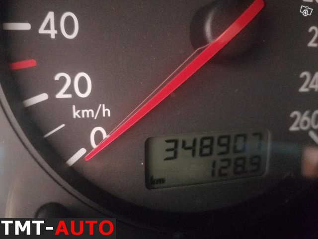 Volkswagen Bora 8
