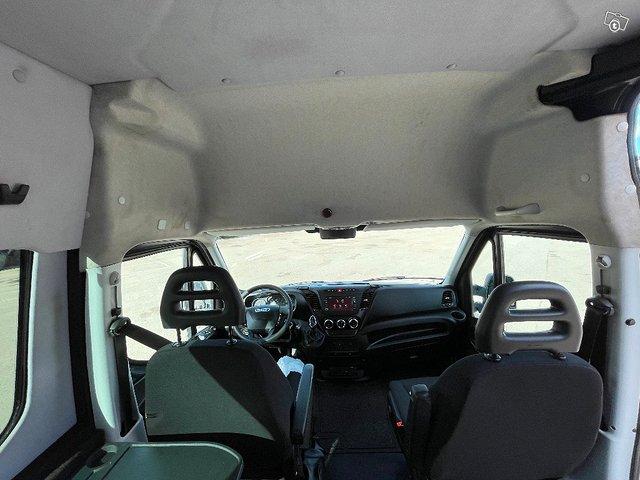 Iveco Daily 35S21 A8 2+4hlö retkeilyauto 16