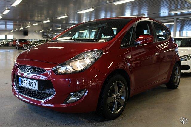 Hyundai Ix20 4