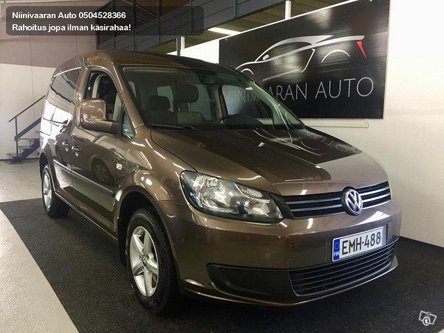 Volkswagen, VW Caddy, kuva 1