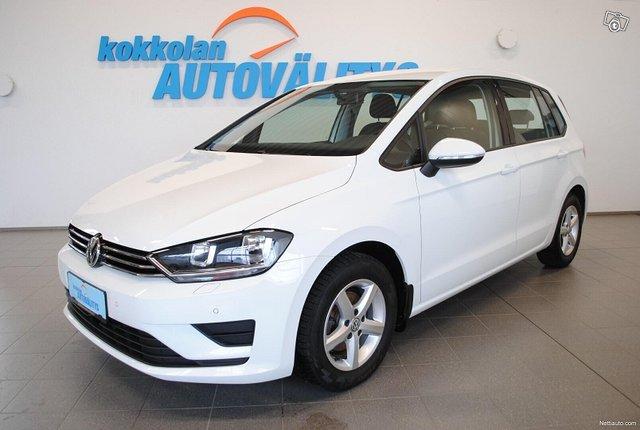 Volkswagen Golf Sportsvan 1