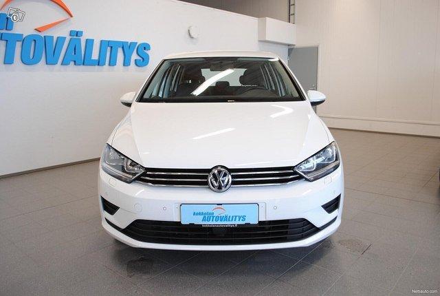 Volkswagen Golf Sportsvan 2