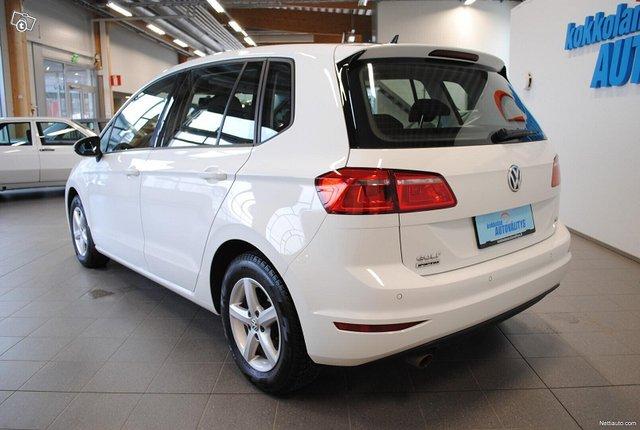 Volkswagen Golf Sportsvan 3