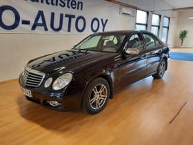 Mercedes-Benz E, Autot, Harjavalta, Tori.fi
