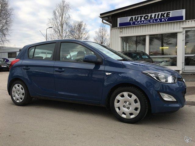Hyundai I20 1.2 4ov