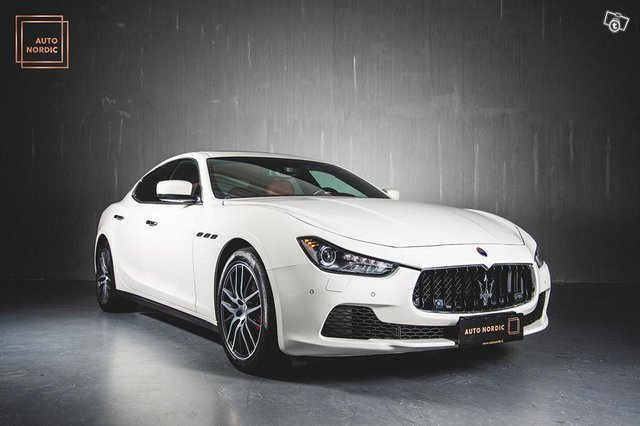 Maserati Ghibli, kuva 1