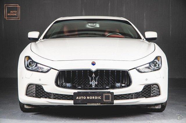 Maserati Ghibli 4