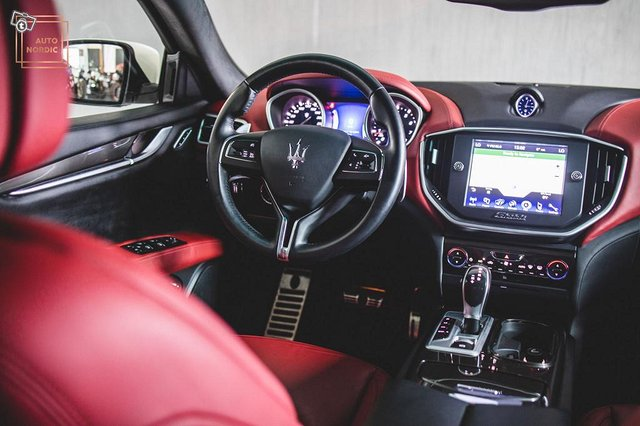 Maserati Ghibli 22