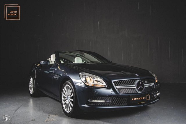 Mercedes-Benz SLK 1