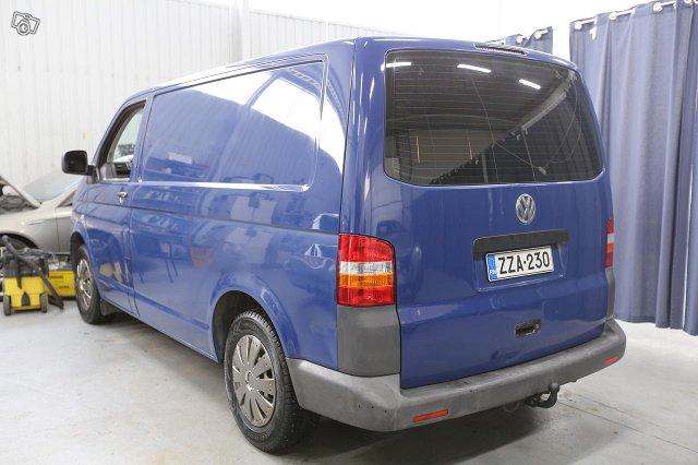 Volkswagen Transporter 4