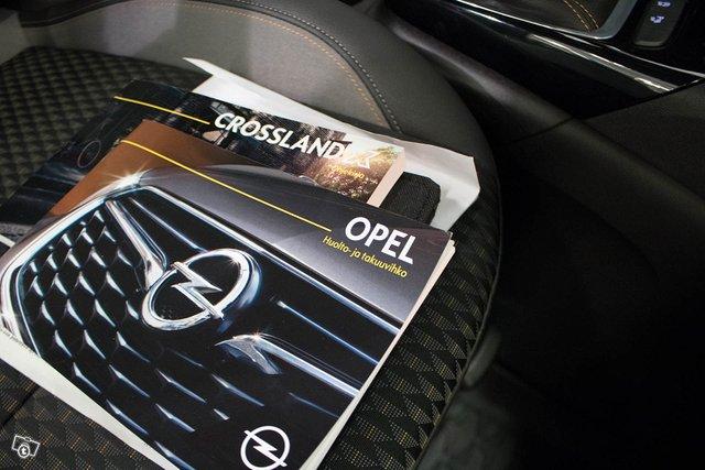 Opel Crossland X 20