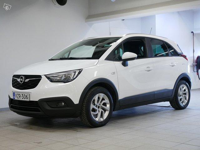 Opel Crossland X 1